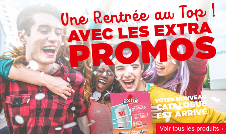 Les EXTRA promo